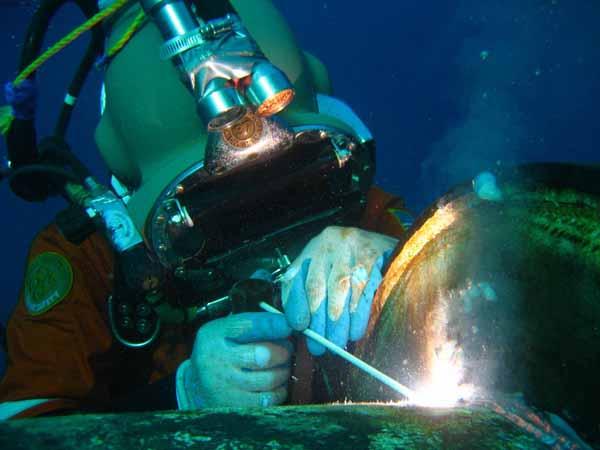 Broco水下焊接