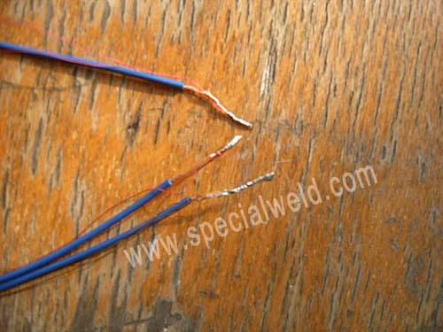 铜铝线焊接