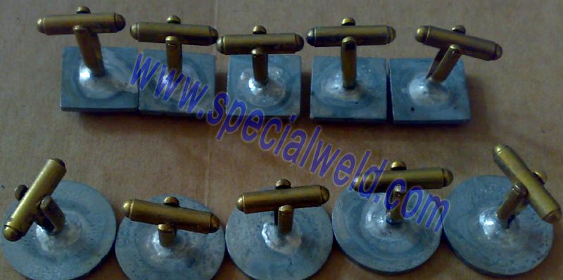 M51锌合金焊接