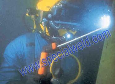 BROCO水下焊接操作方式