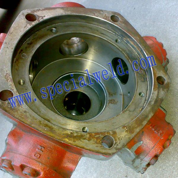 WE777铸铁焊接