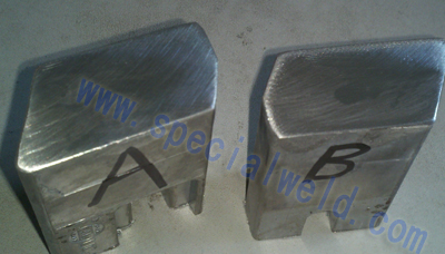WE53修复铝气孔